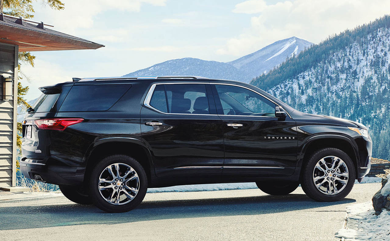 All Star Chevrolet Baton Rouge >> Chevrolet Traverse in Baton Rouge, LA | All Star Chevrolet ...