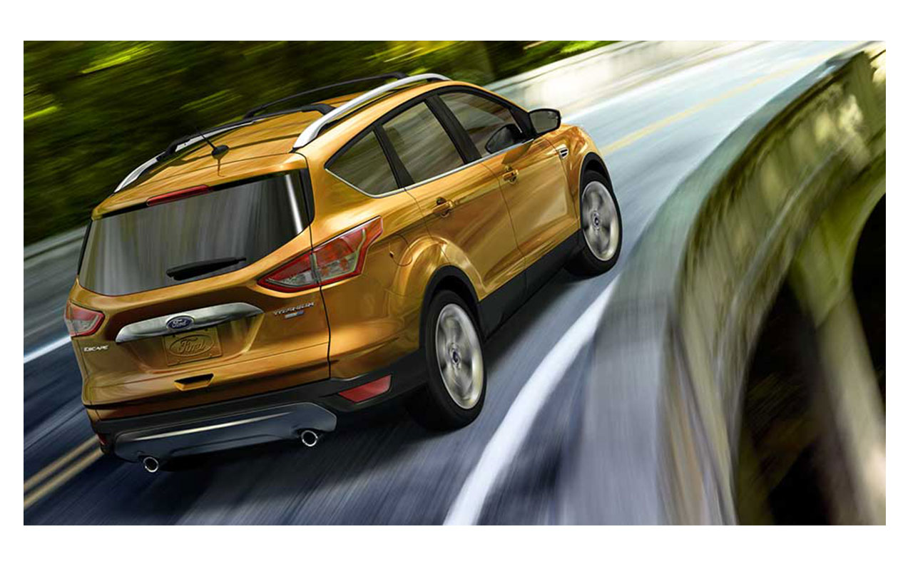 2016 ford escape exterior motion orange wheels