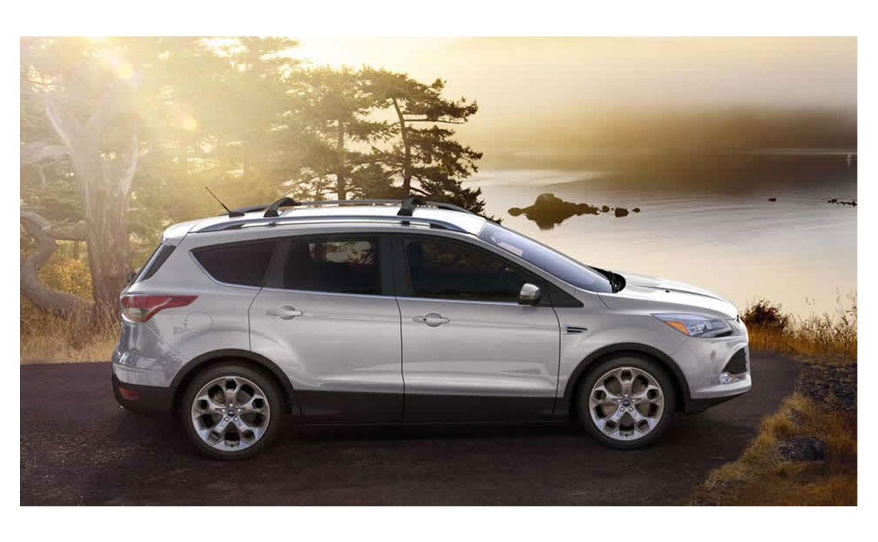 2016 ford escape exterior rims side door