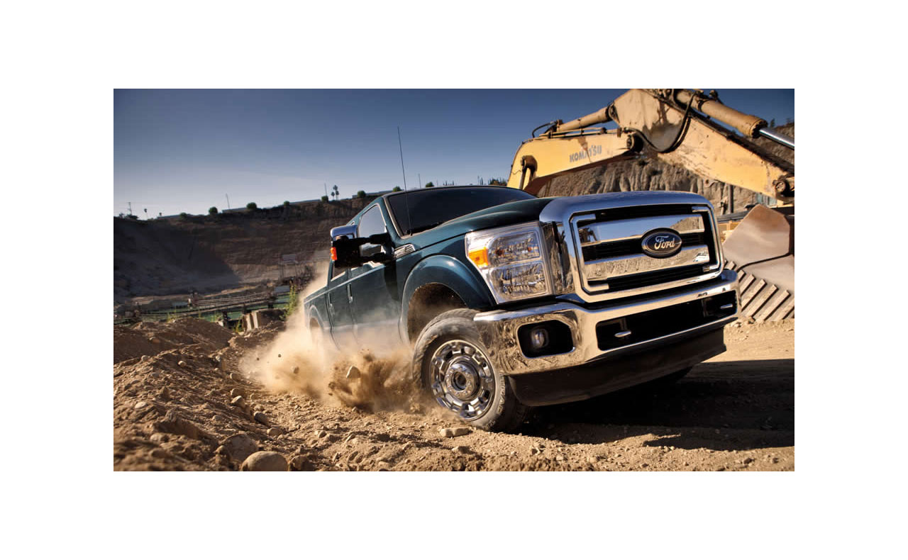 2016 ford f-250 exterior grille hood front