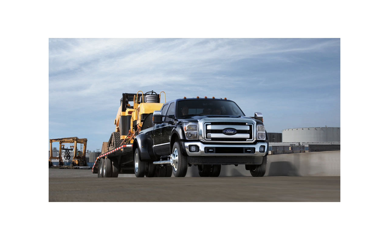 2016 ford f-250 exterior super duty pull