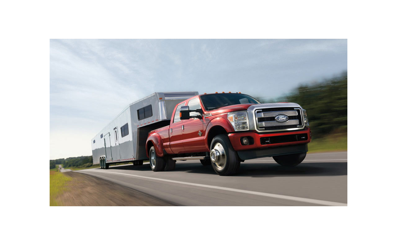 2016 ford f-250 exterior tow grille rad
