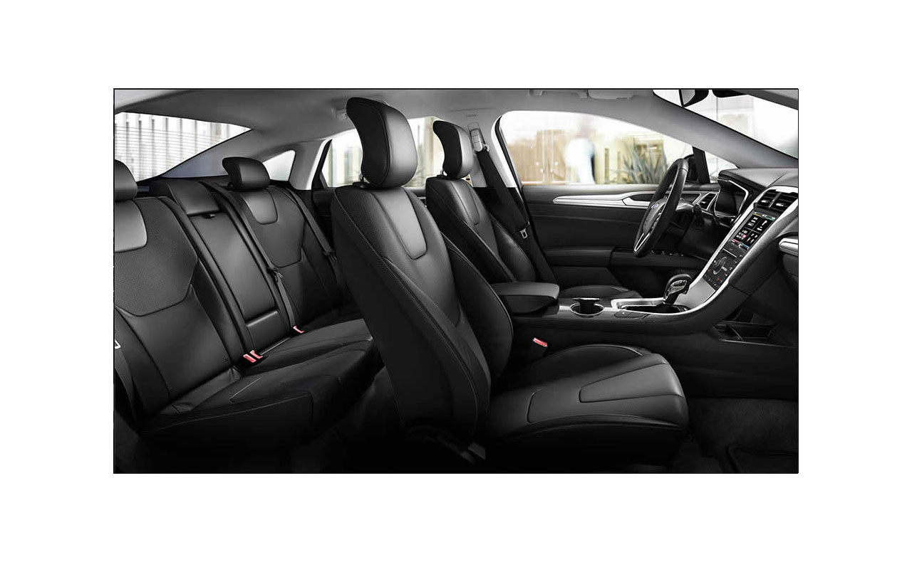 2016 ford fusion exterior white motion doors
