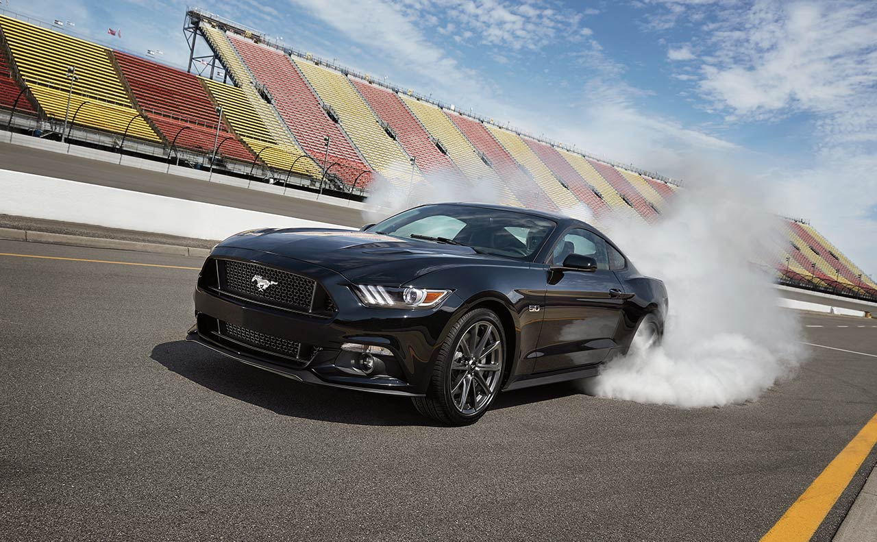ford mustang exterior vehicle