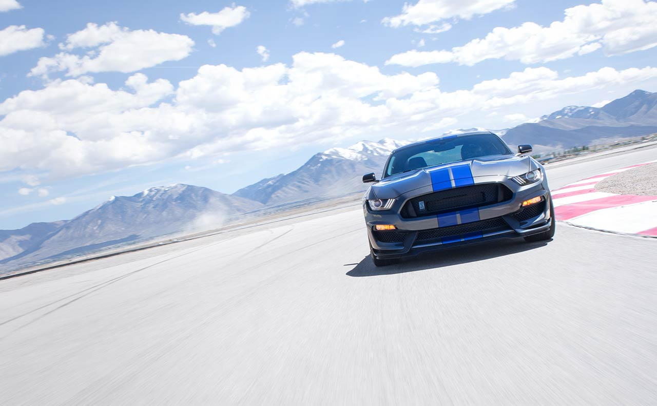 ford mustang exterior hood