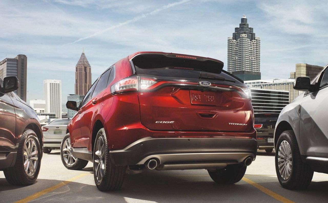 All Star Ford Denham Springs >> 2017 Edge Nearby Baton Rouge, LA | All Star Ford Denham Springs