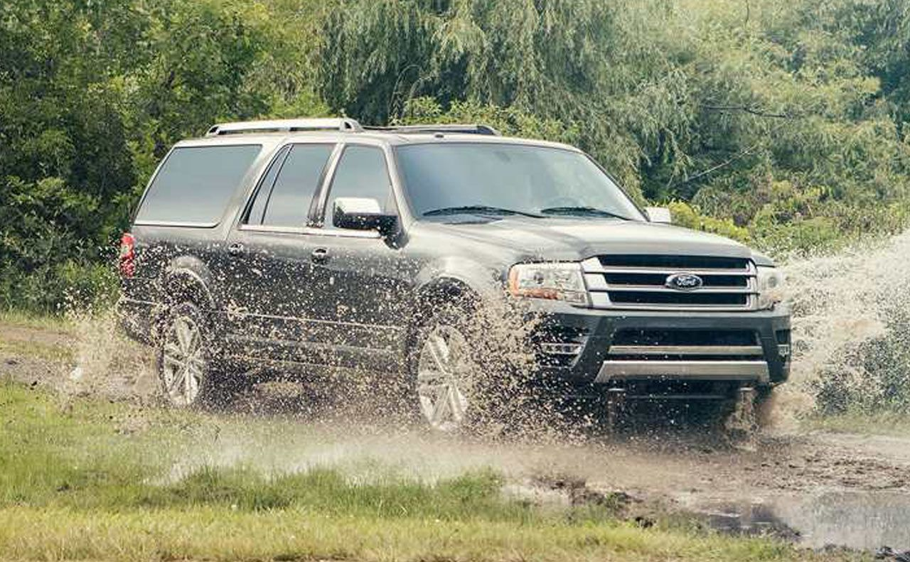 2017 ford expedition road capability