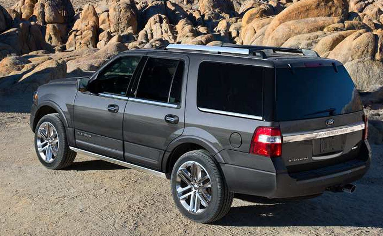 2017 ford expedition gray doors