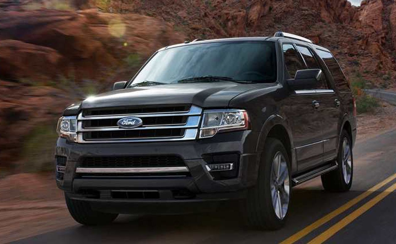 2017 Ford Expedition in Prairieville LA