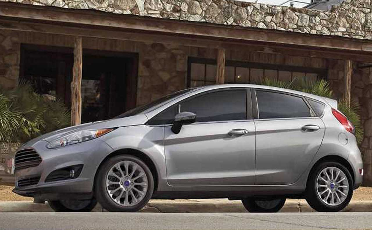 2017 ford fiesta sale gray rims tires