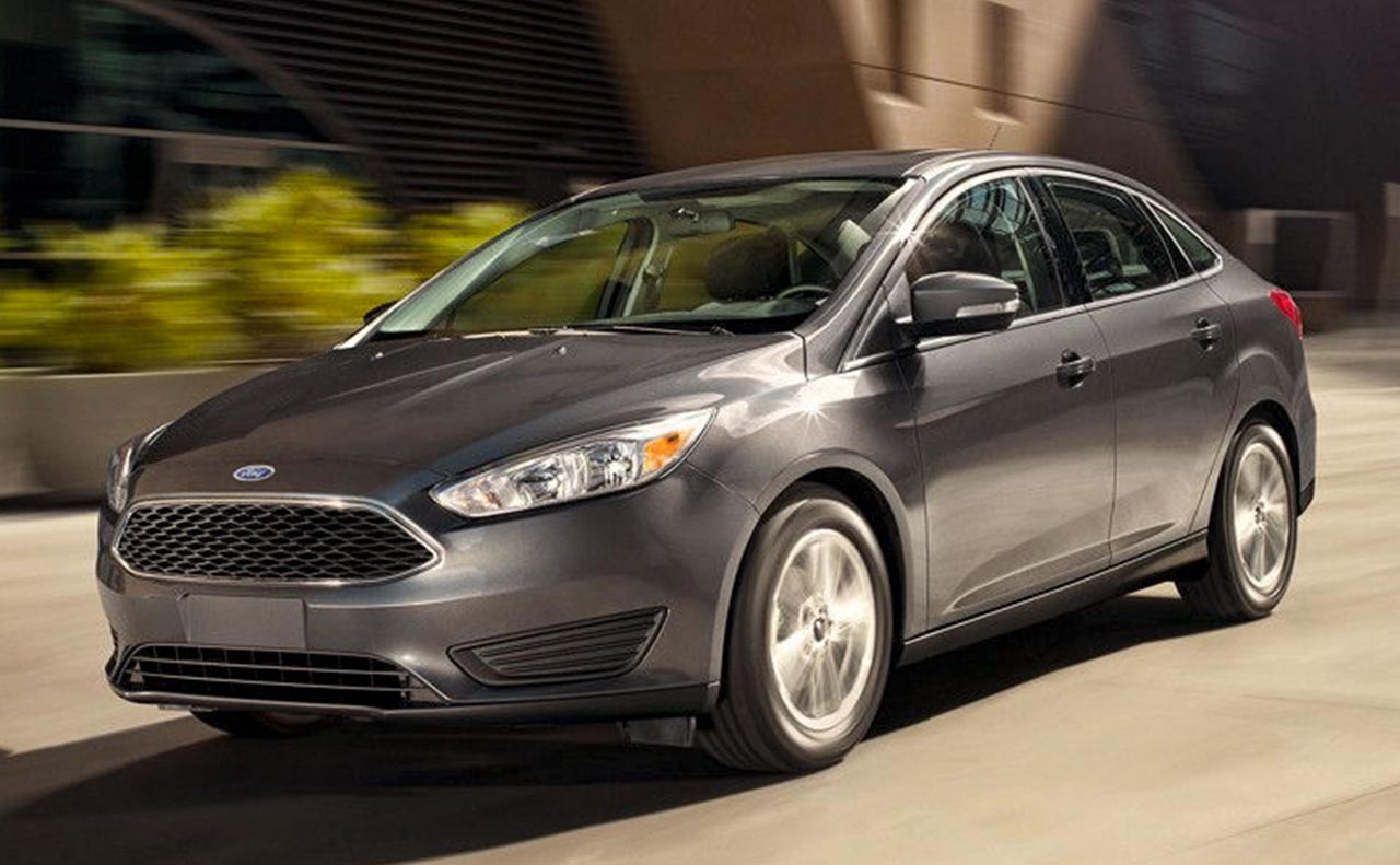 2017 ford focus exterior driver left side