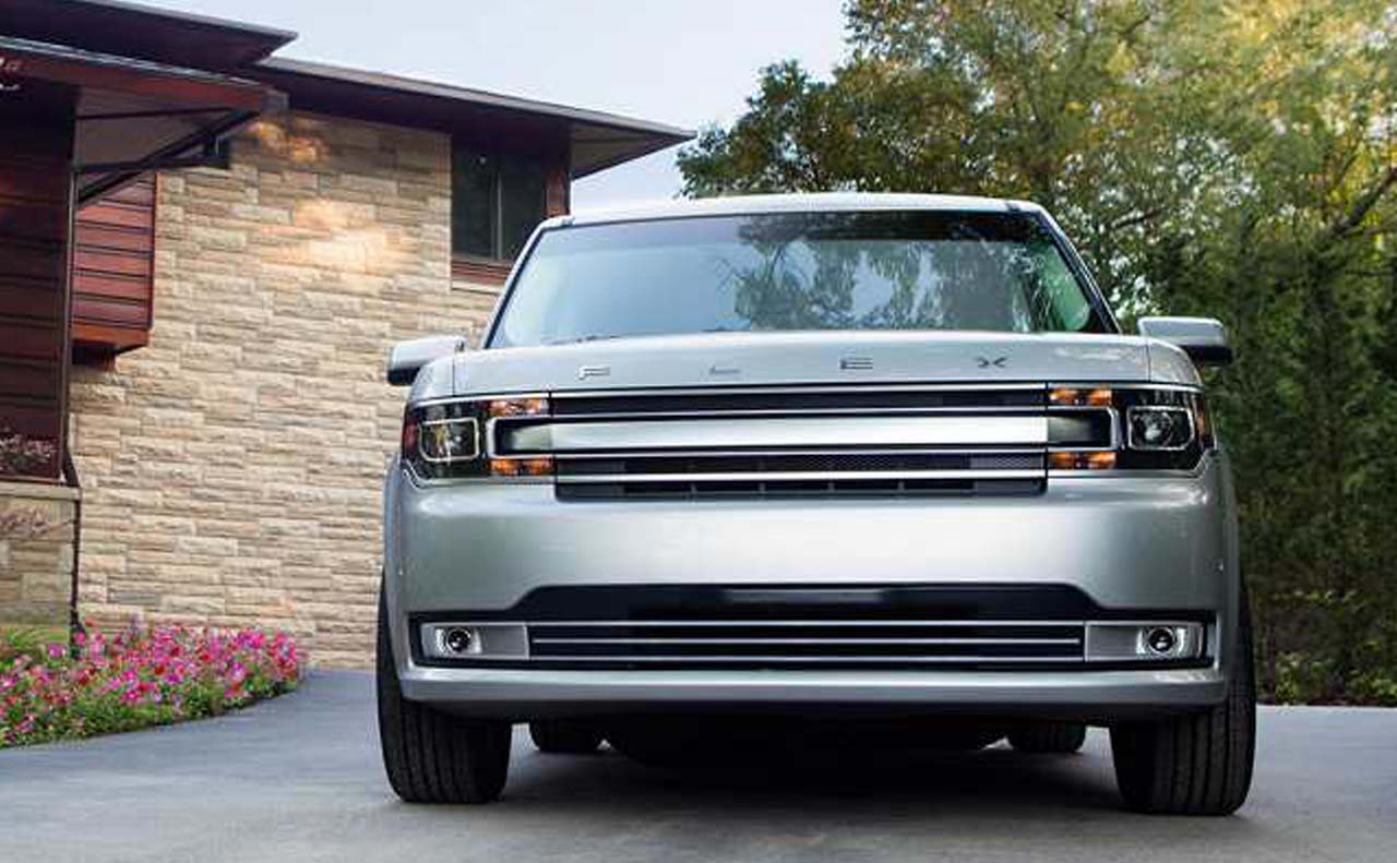2018 ford flex exterior lights