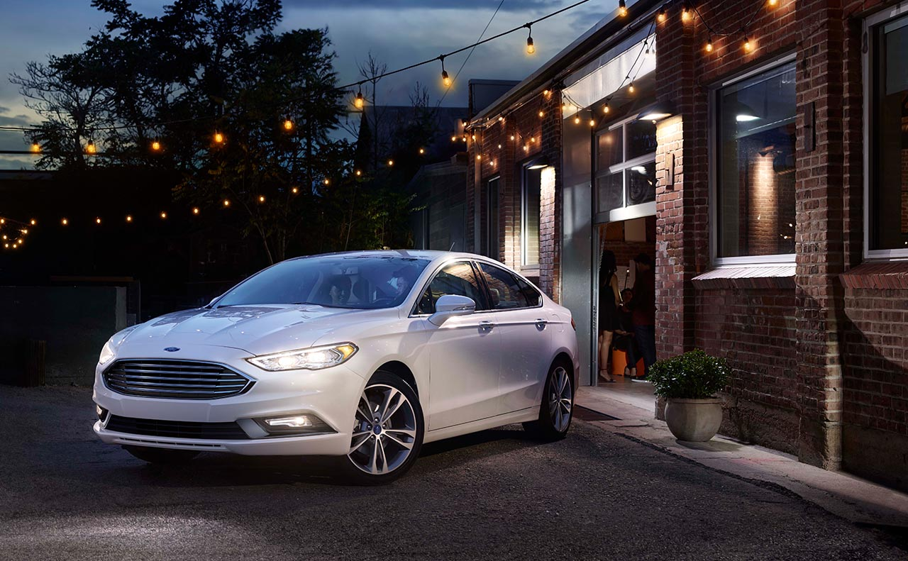 2018 ford fusion exterior grille driver