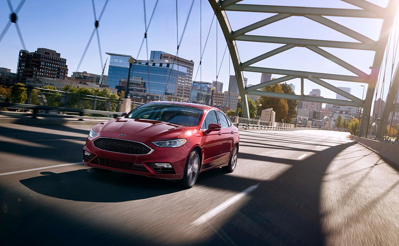 2018 Fusion For Sale in Prairieville, LA | All Star Ford ...