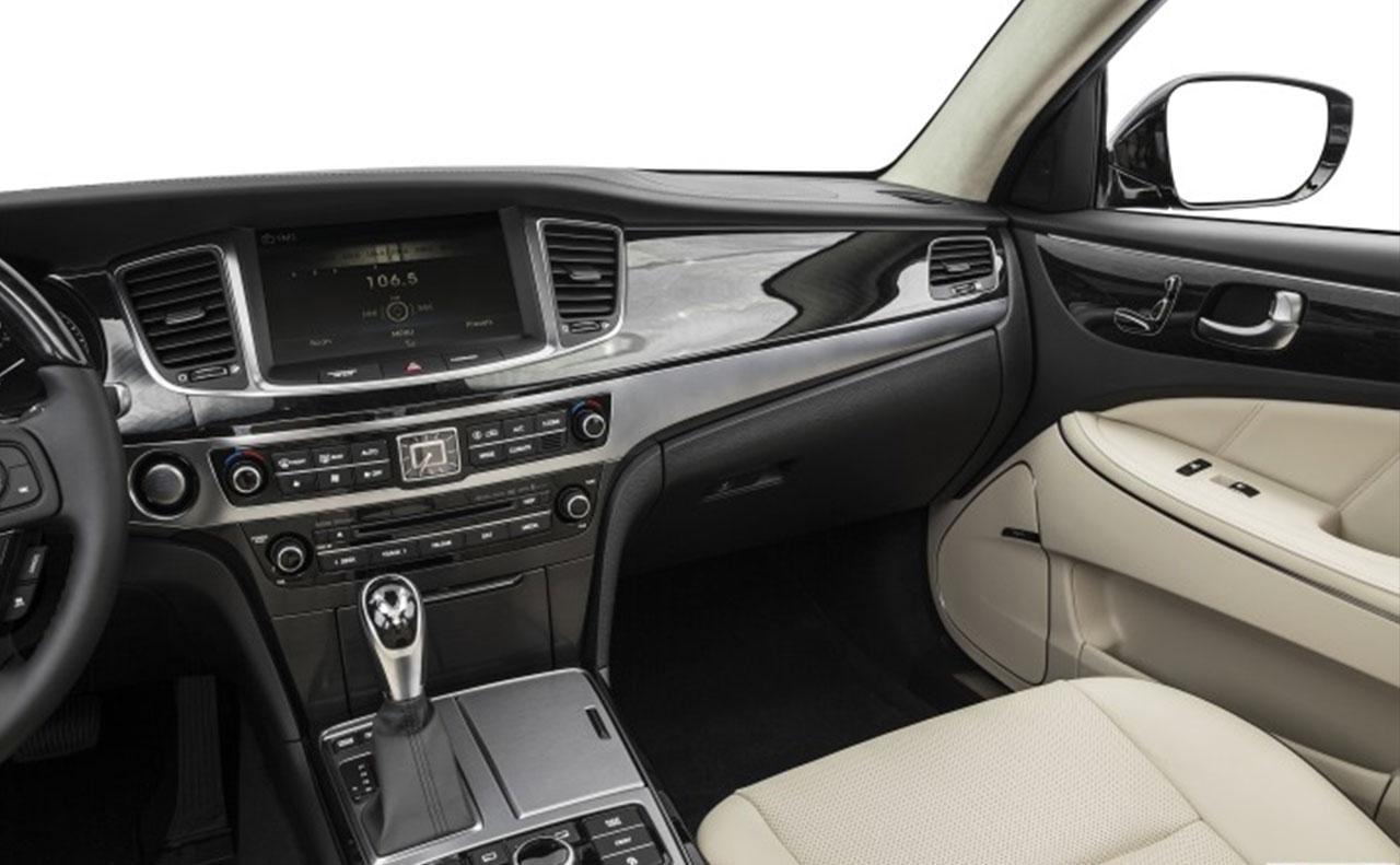 ... 2016 Hyundai Equus Exterior Head Light Front ...