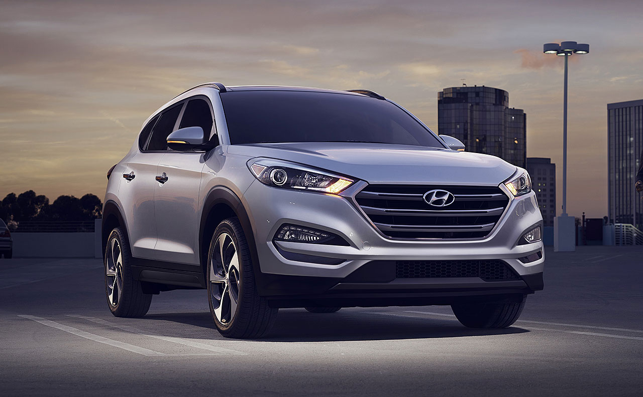 2017 Hyundai Tucson in Baton Rouge | All Star Hyundai ...