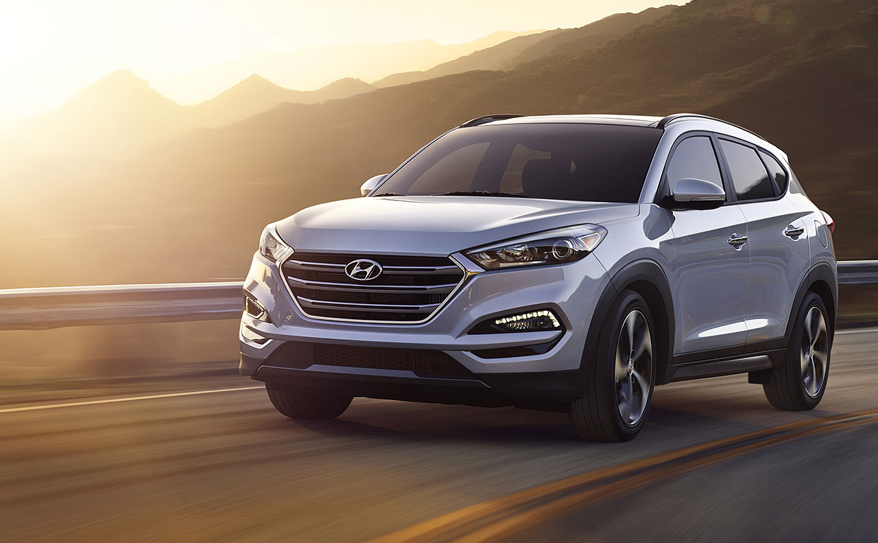 2017 Hyundai Tucson In Baton Rouge All Star Hyundai