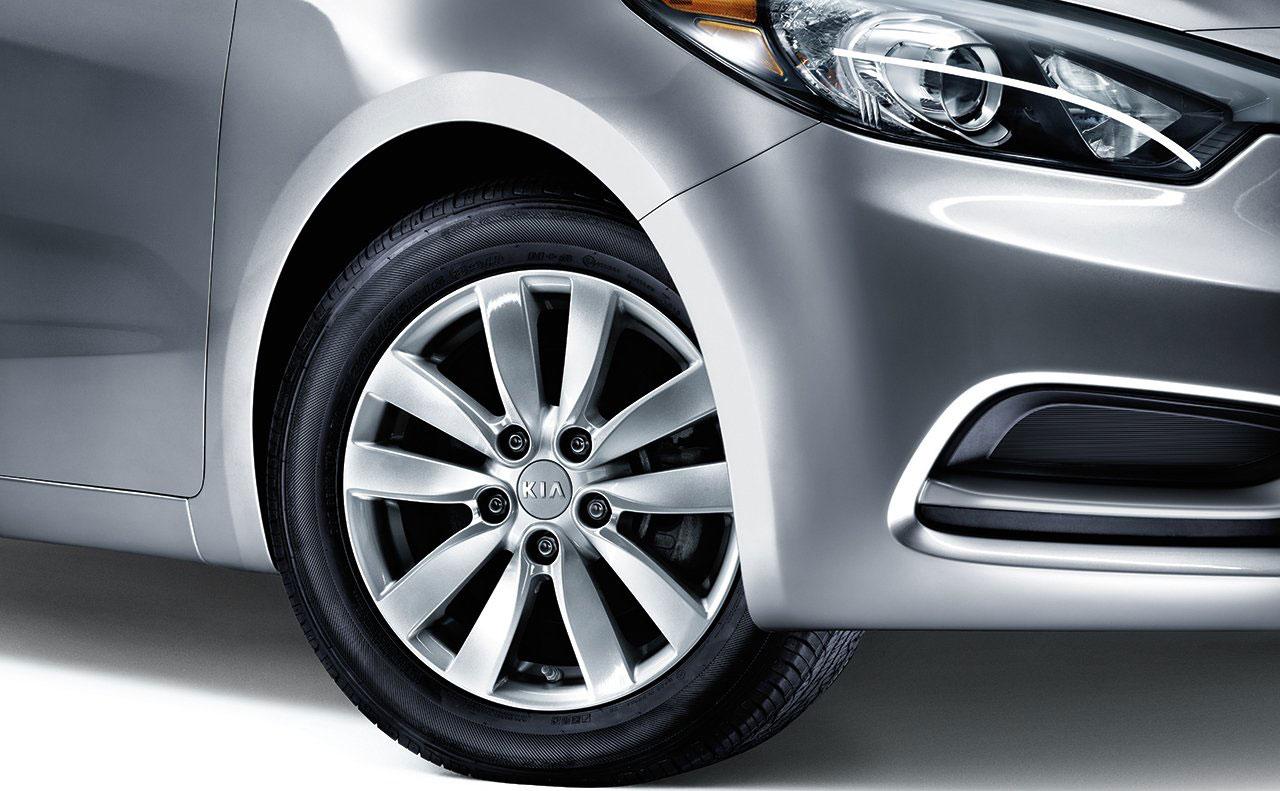 2016 kia forte exterior rim wheel tire