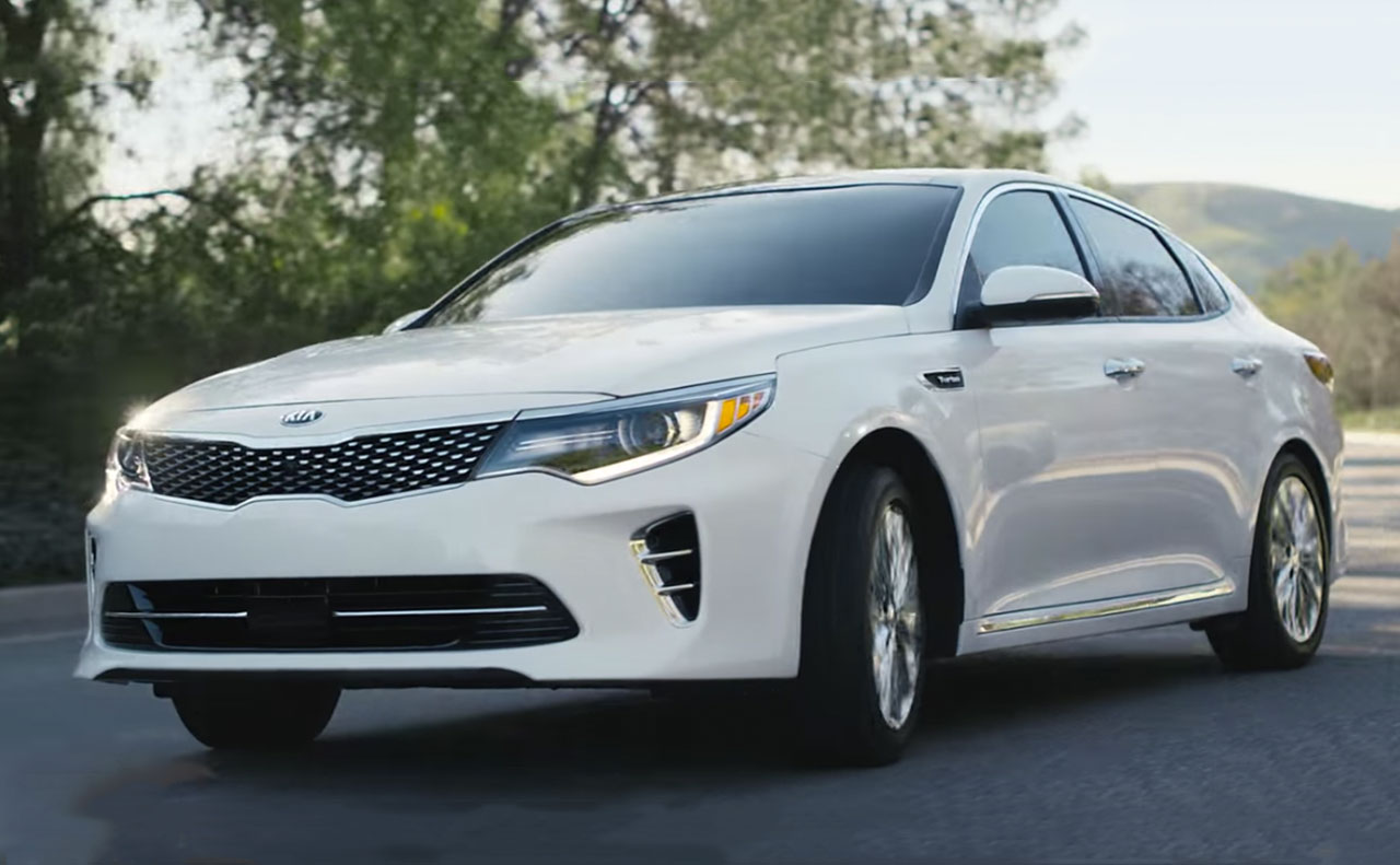2016 kia optima exterior front motion turn wheel