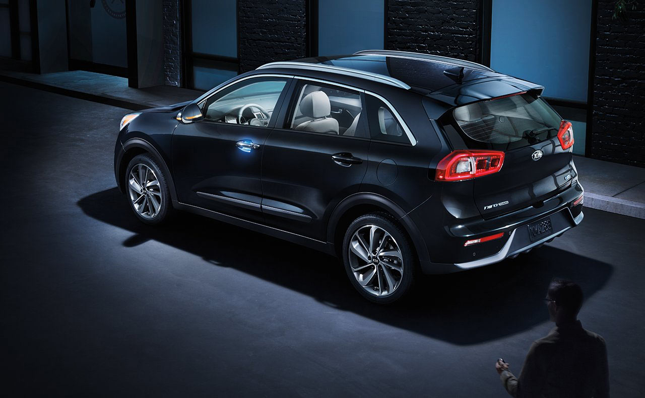 2017 niro for black smart key