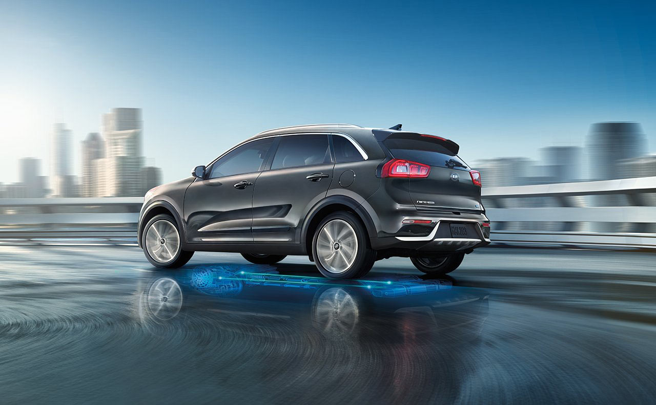 2017 niro for black traction motion
