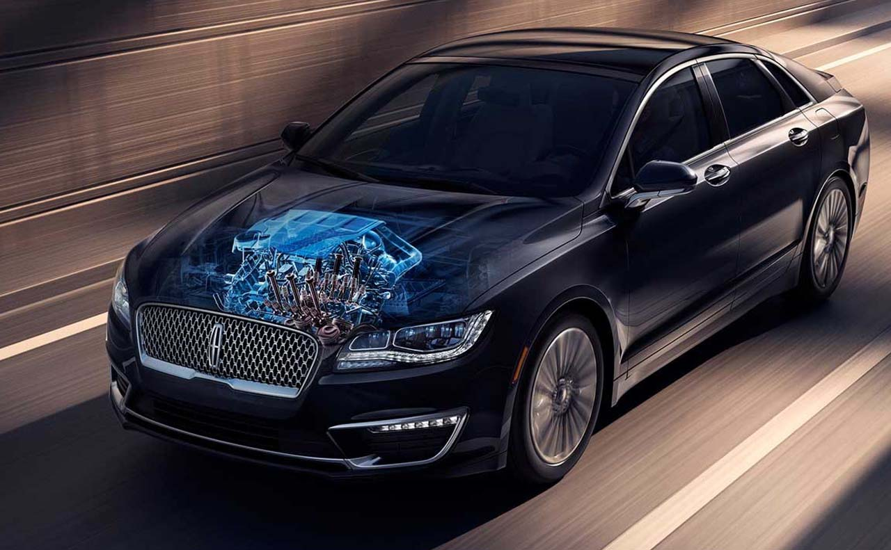 2016 lincoln mkz exterior engine
