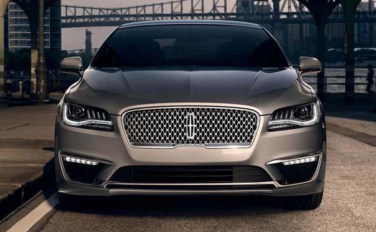 2016 lincoln mkz exterior grille