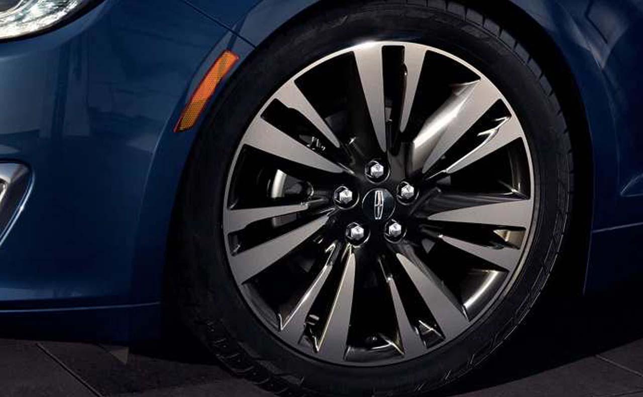 2016 lincoln mkz exterior wheels