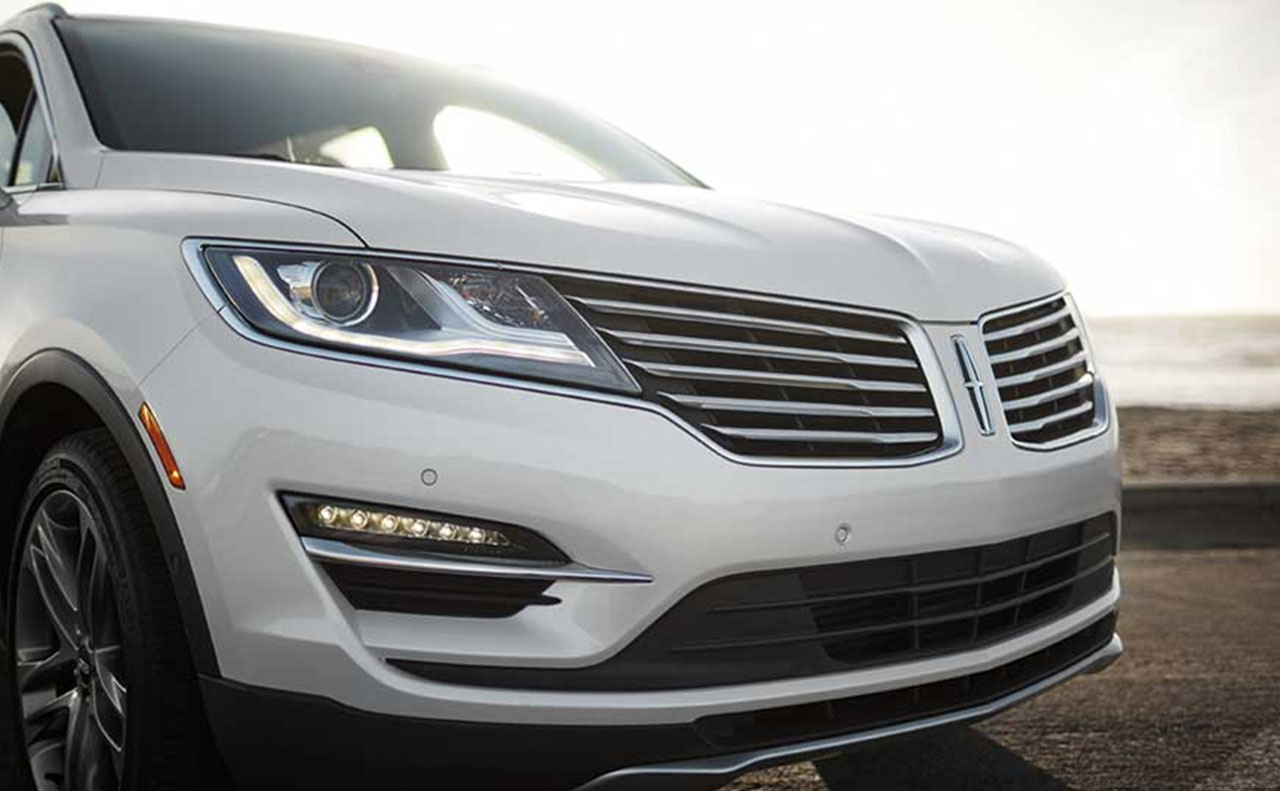 2017 lincoln mkc exterior lol grill front