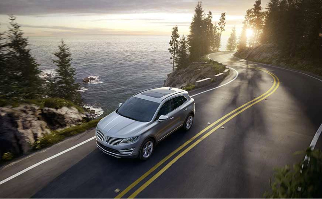 2017 lincoln mkc exterior motion drive driving