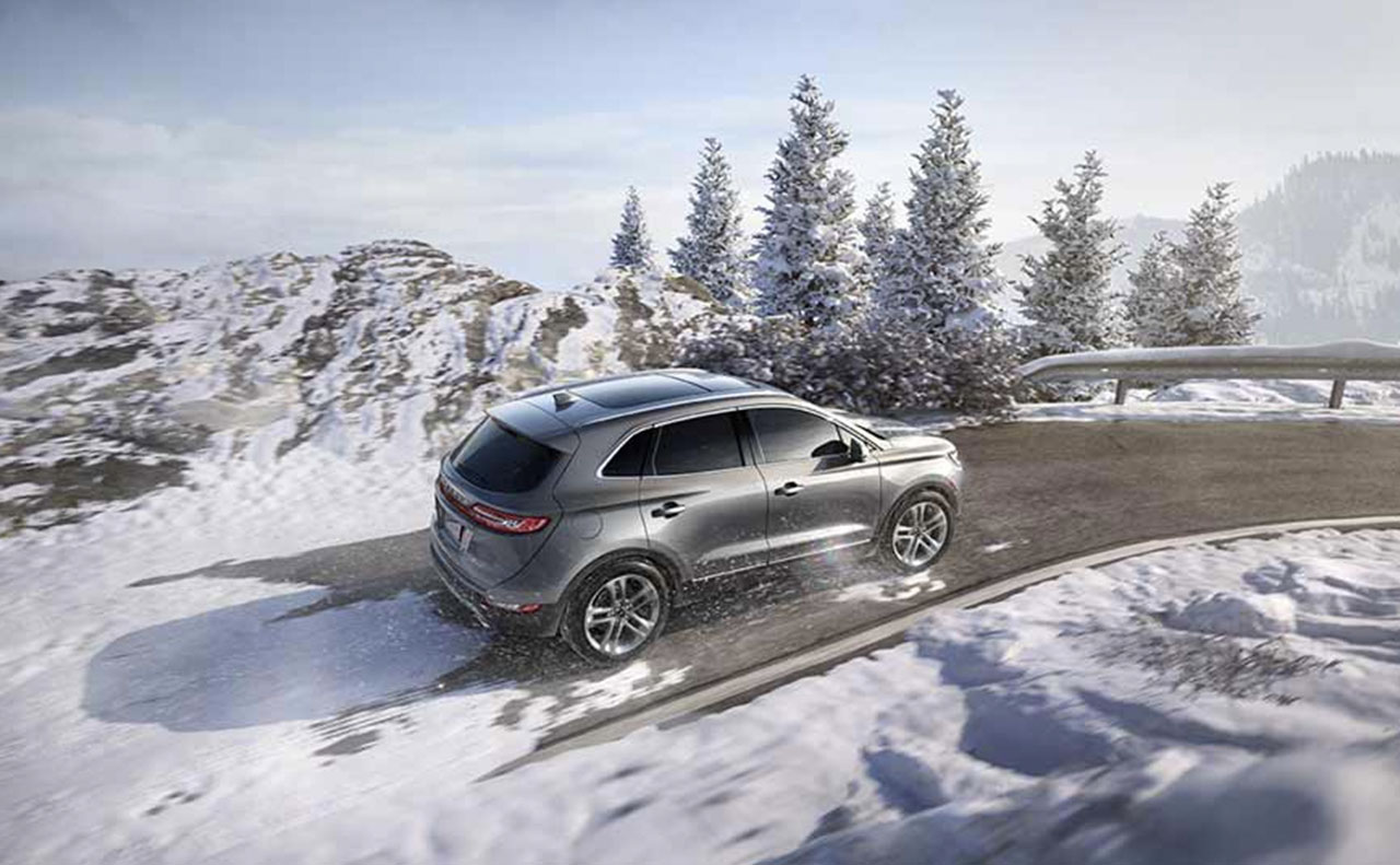 2017 lincoln mkc exterior slow terrain motion