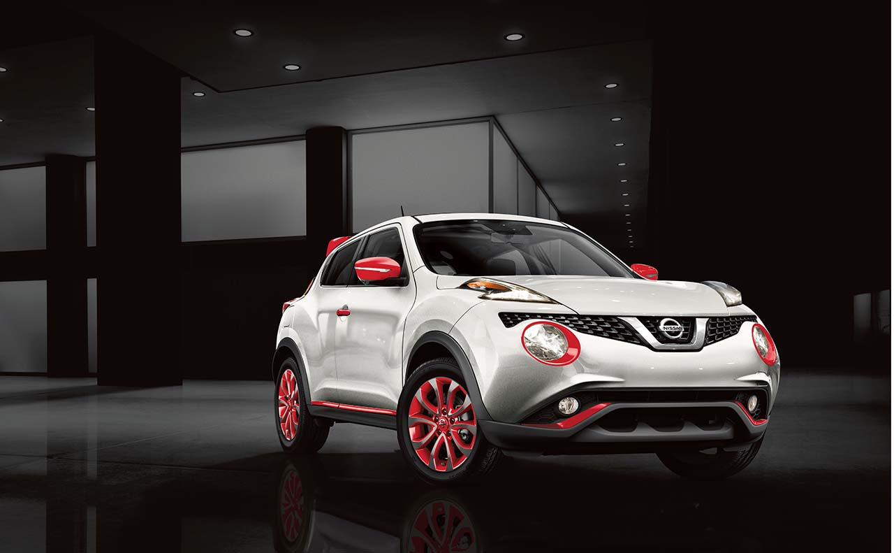 2016 nissan juke exterior side right