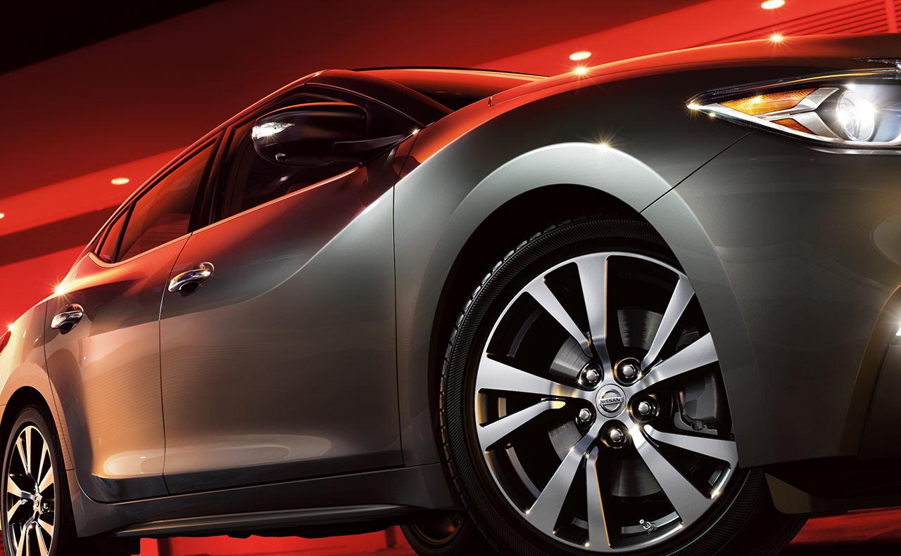 2016 nissan maxima exterior rims wheel lights