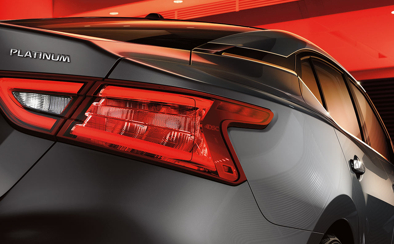 2016 nissan maxima exterior tail light rear
