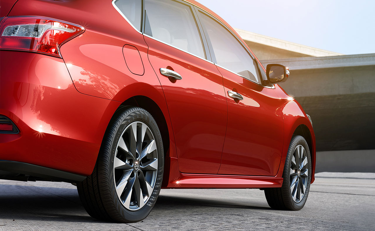 2016 nissan sentra side wheel