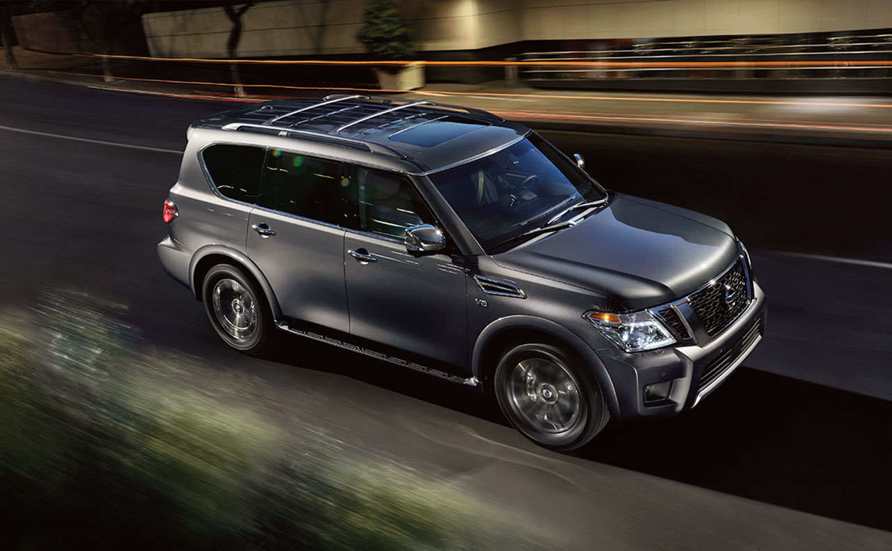 2017 Nissan Armada In Baton Rouge Louisiana All Star Nissan