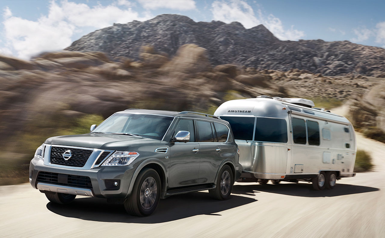 2017 nissan armada in baton rouge louisiana all star nissan. Black Bedroom Furniture Sets. Home Design Ideas