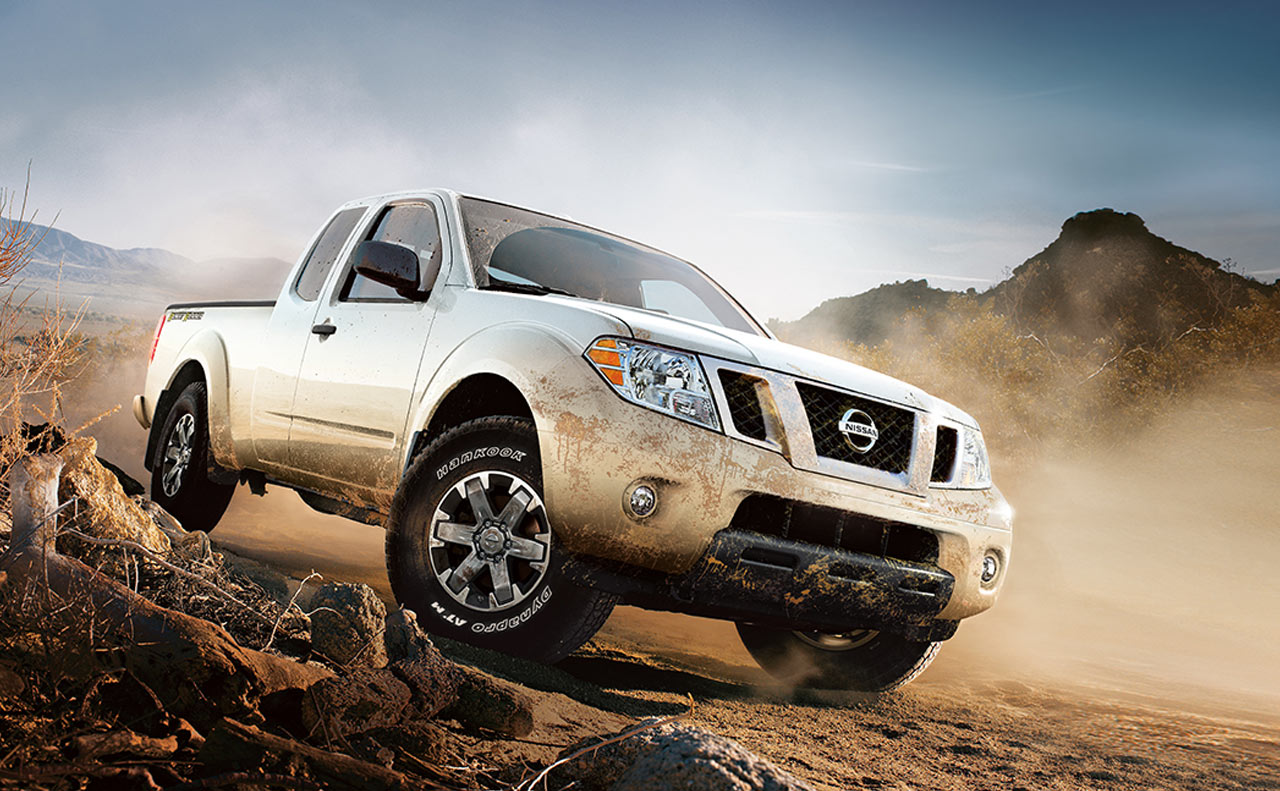 2017 nissan frontier exterior glacier white alloy