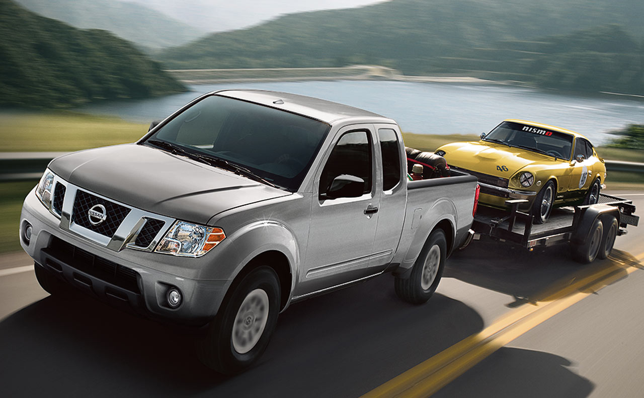 2017 nissan frontier exterior silver towing capacity
