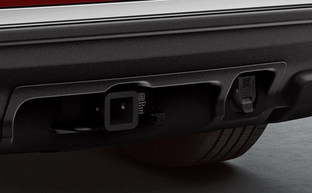 2017 nissan pathfinder exterior tow package bumper