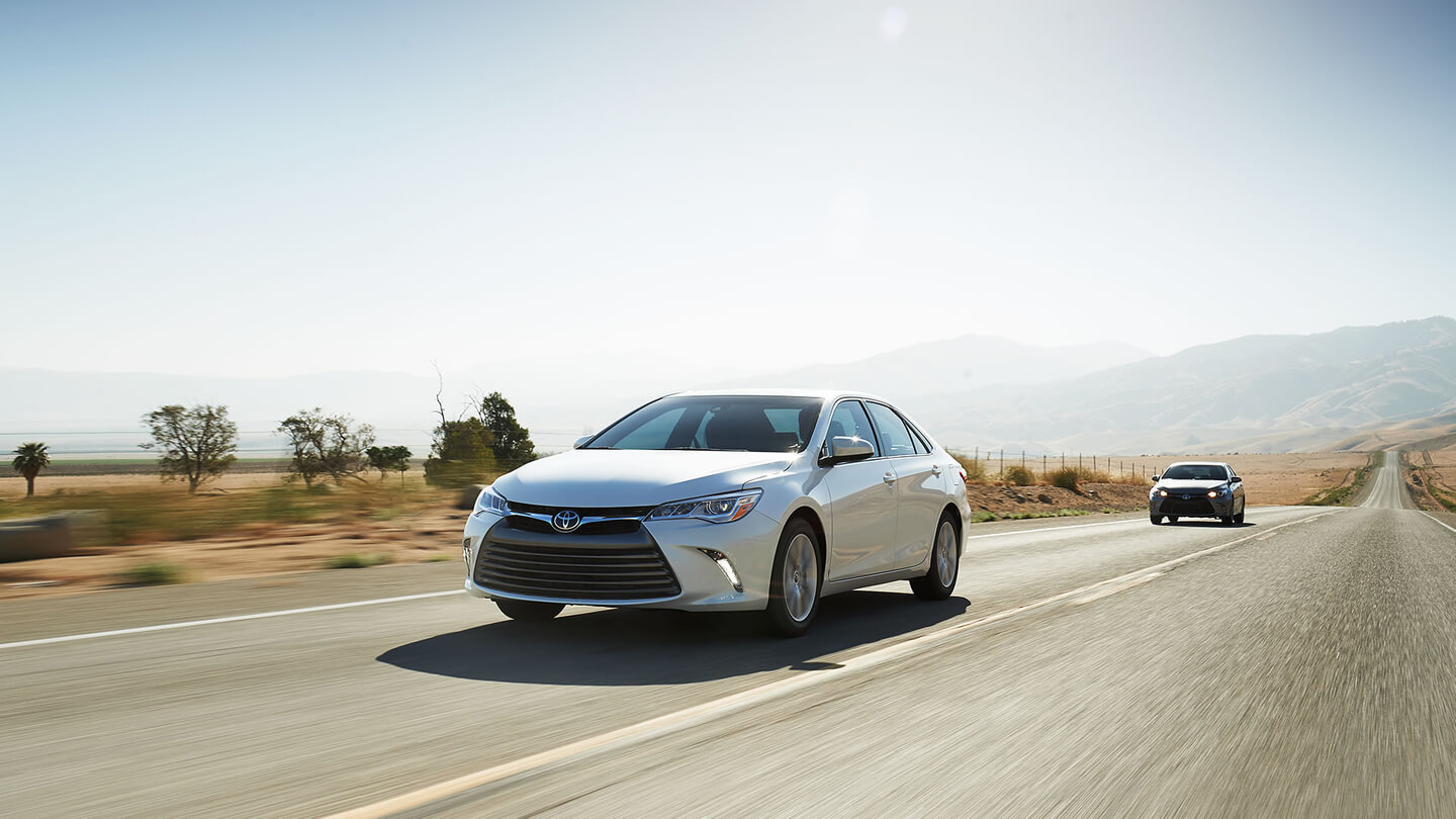 2016 toyota camry sale side view 2
