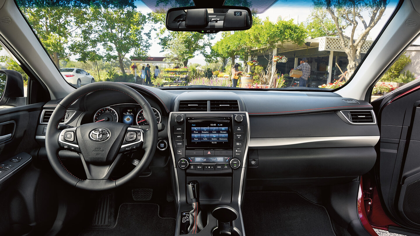 2016 toyota camry sale side by side