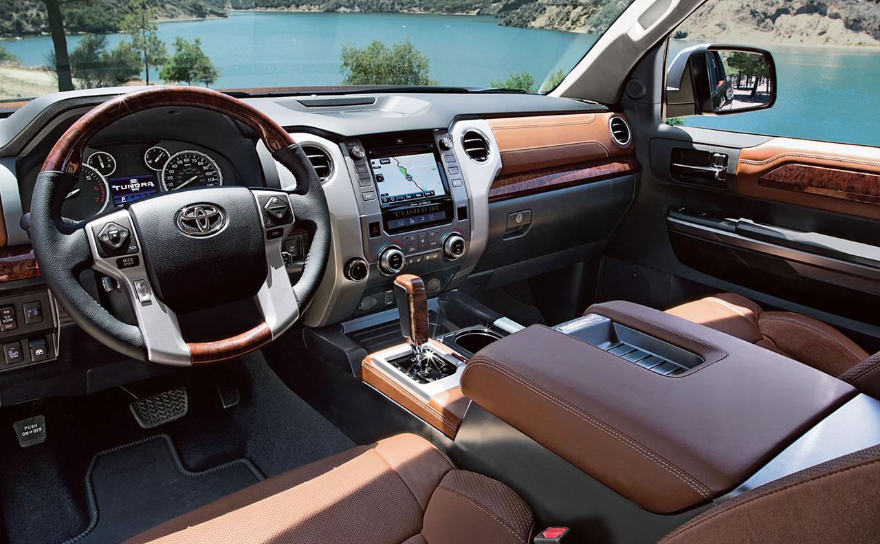 2016 toyota tundra exterior boating pulling towing