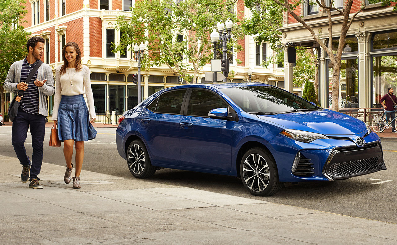 2017 toyota corolla exterior grille hood tires