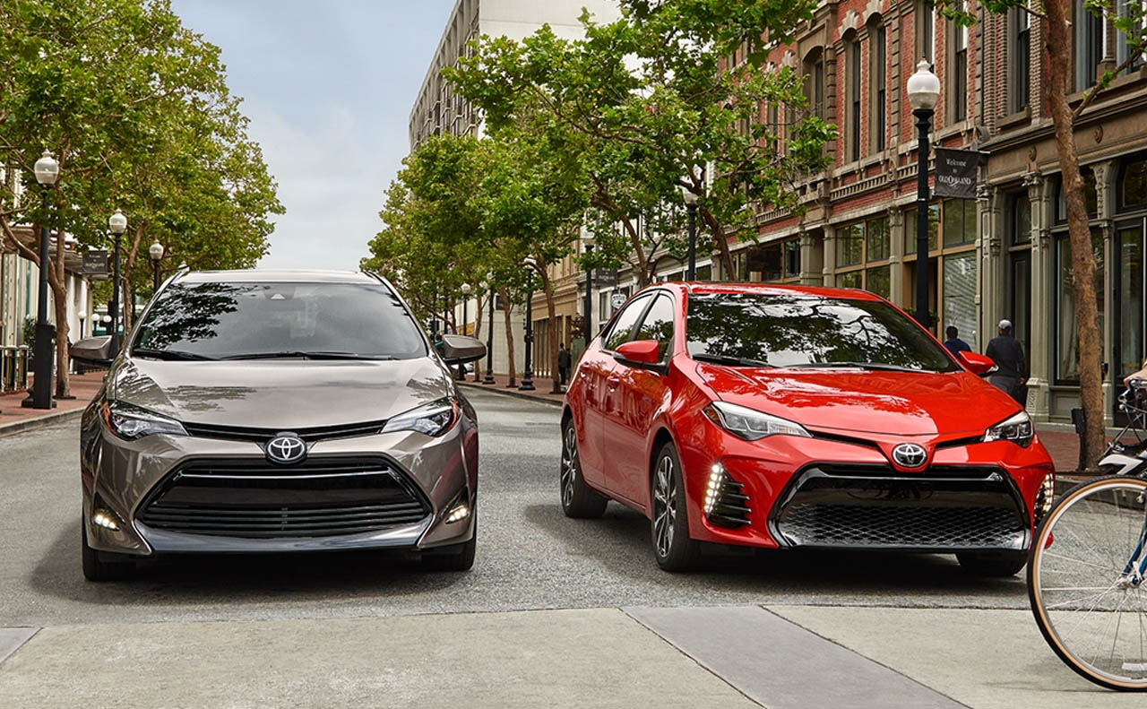 2018 toyota corolla exterior grille front hoods