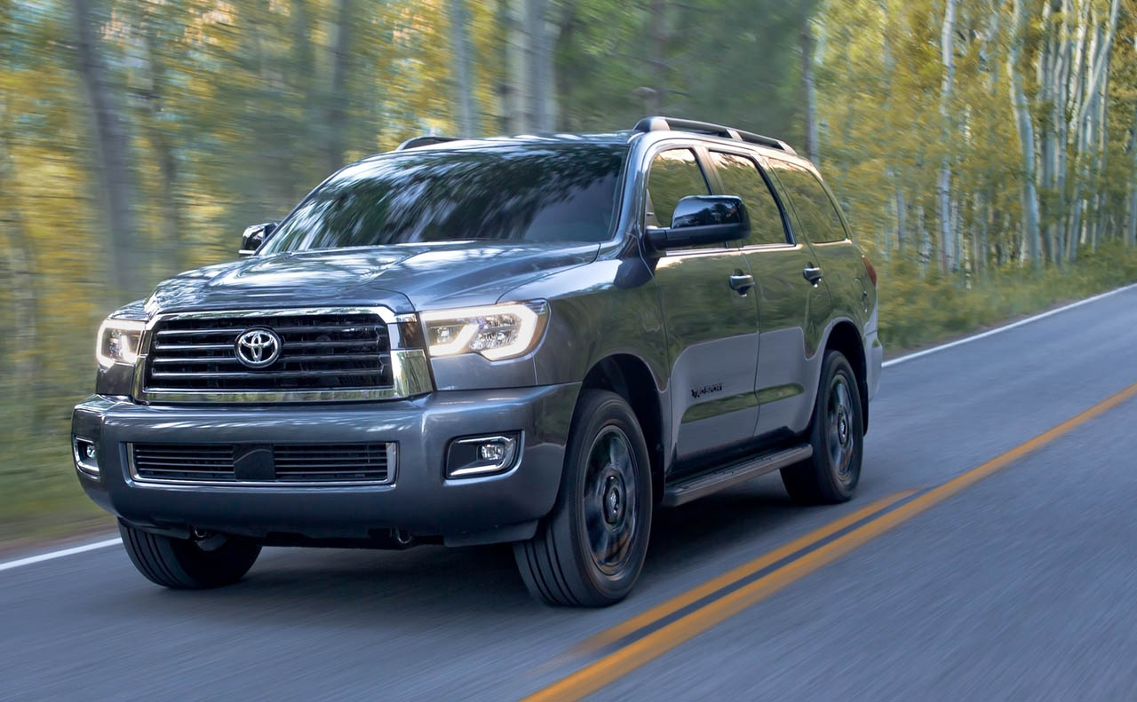 2018 Toyota Sequoia Near Central, LA | All Star Toyota of ...