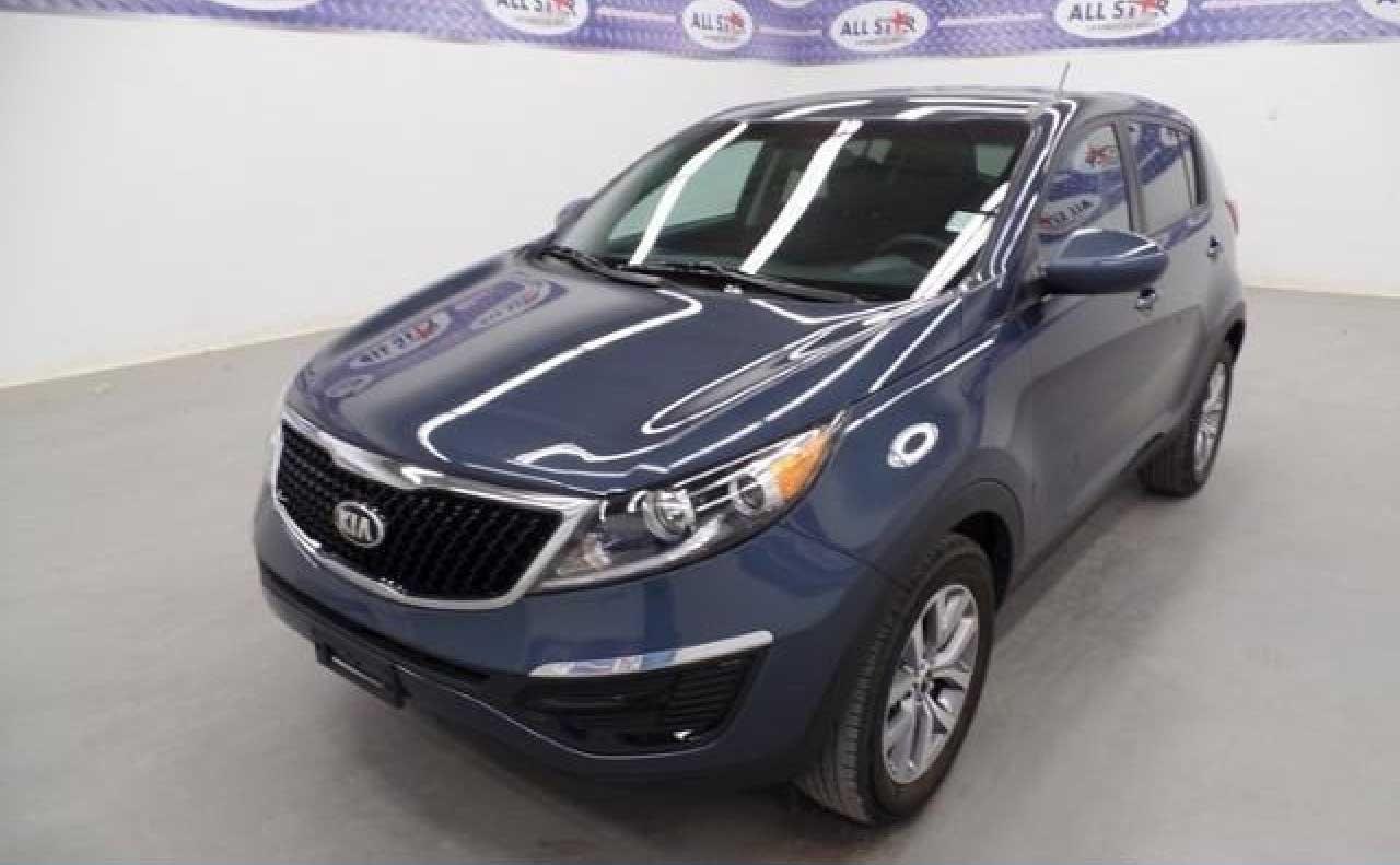 2016 kia sportage in baton rouge louisiana. Black Bedroom Furniture Sets. Home Design Ideas