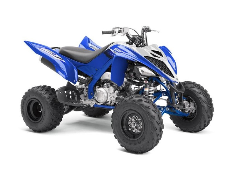 Yamaha Raptor  Oil Capacity