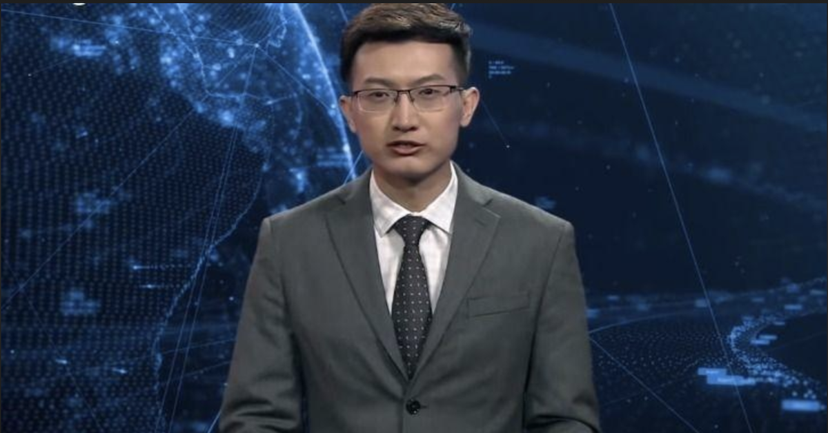 China's Xinhua Debuts Artificially Intelligent News Anchor (see video)