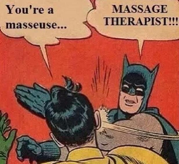 Why I don't care if anyone calls me a MASSEUSE!
